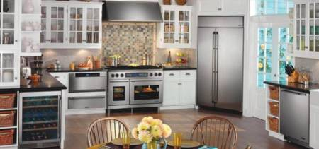 Dacor Stainless Steel Kitchen -- Dacor.com