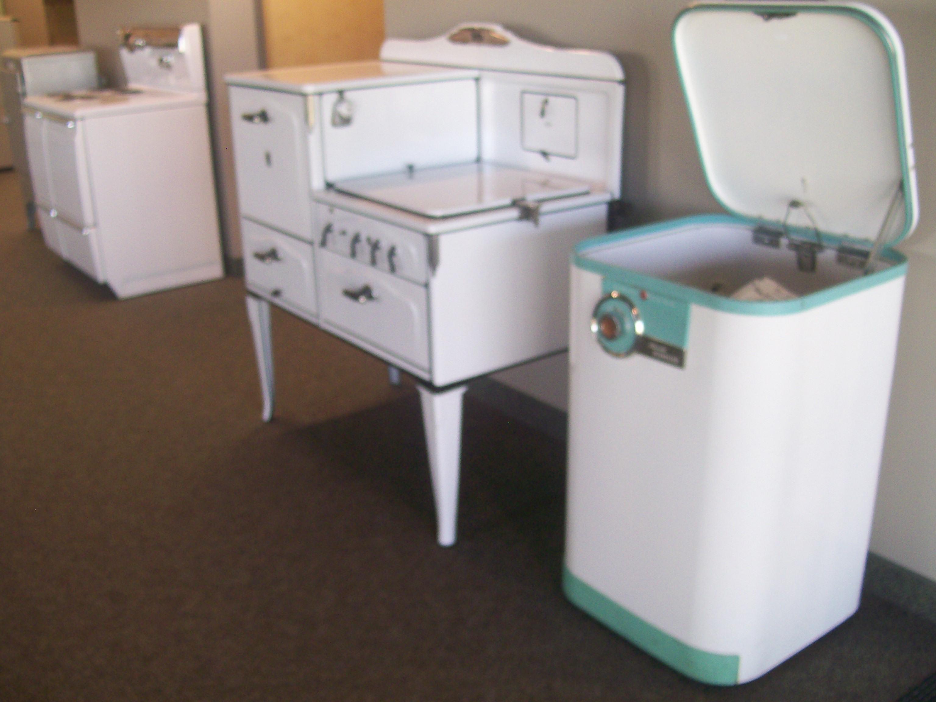 Retro appliances Kitchen Appliances