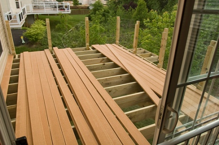 Remodeling Magazine's Cost vs. Value Report named a wooden deck addition as the project with the best return in the Minneapolis area.
