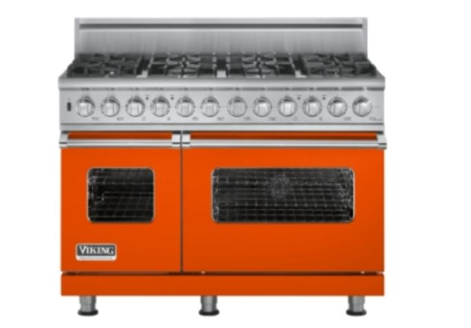 You've always imagined your kitchen in pumpkin. Well, maybe not. But you could.
