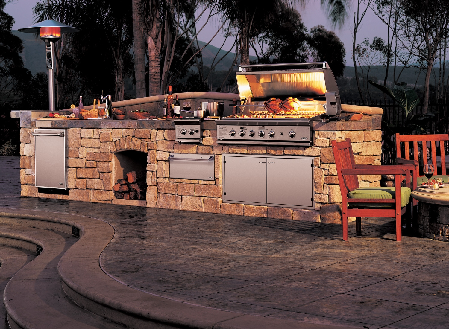 Viking Outdoor Kitchens Outdoor Kitchen Ideas: Part 2