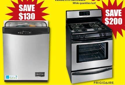 Maytag Kitchen Appliance Bundles