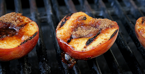 grilledpeaches