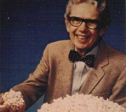 Is your microwave haunted by the ghost of Orville Redenbacher?