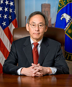 "Energy Secretary Steven ""I'm lookin' out fo"" Chu announced he will bite the straw of the one of the biggest power-suckers in the home in two years."