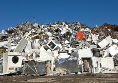 Raleigh Metal Recycling, Appliance Pick up