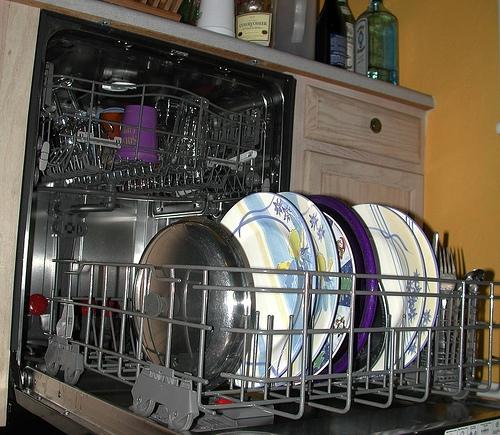 dishwasher-loading