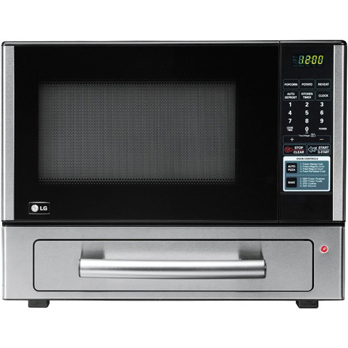 Exceptional This LG Microwave Has Got To Be My Favorite. Who Doesnu0027t Want A Pizza Oven  In Her Dorm Room? But Itu0027s Not Just For Pizza; This Stainless Steel  Microwave Can ... Part 11