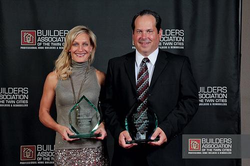 Carla Warner, VP/Director of Sales; Bob Rohweder, Contract Sales Representative