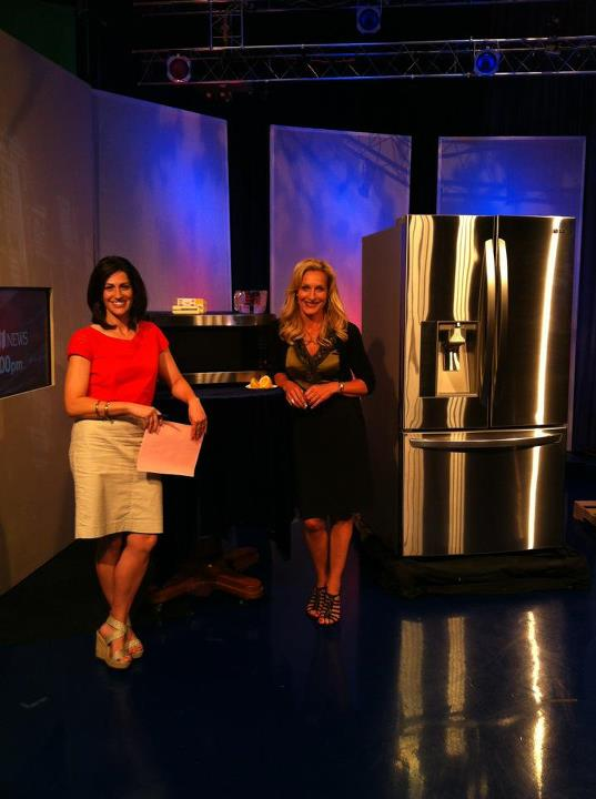 Rena Sarigianopoulos of KARE and Carla Warner of Warner Stellian chat about how to help your appliances help you.
