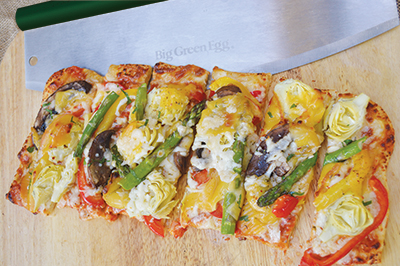 Biggreeneggpizzaeggcessories