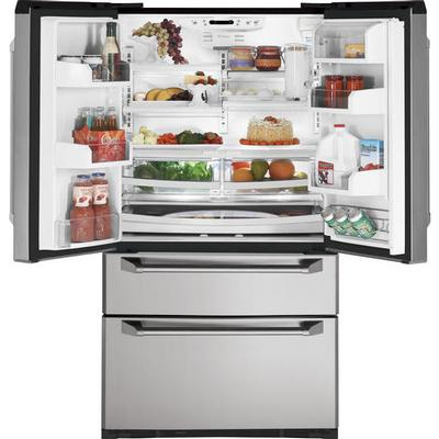 four door french door refrigerator