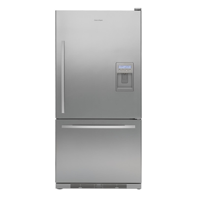 stainless-bottom-freezer-refrigerator