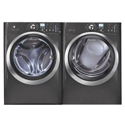 50 Shades of Gray Laundry Pairs Warner Stellian Appliance
